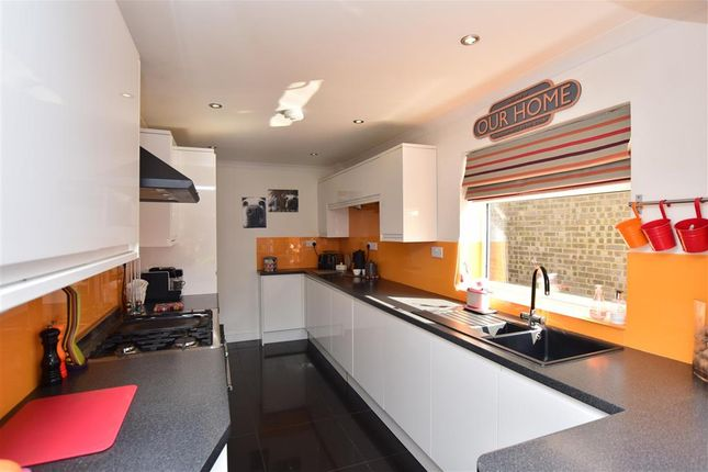 Kitchen of The Drove Way, Istead Rise, Kent DA13