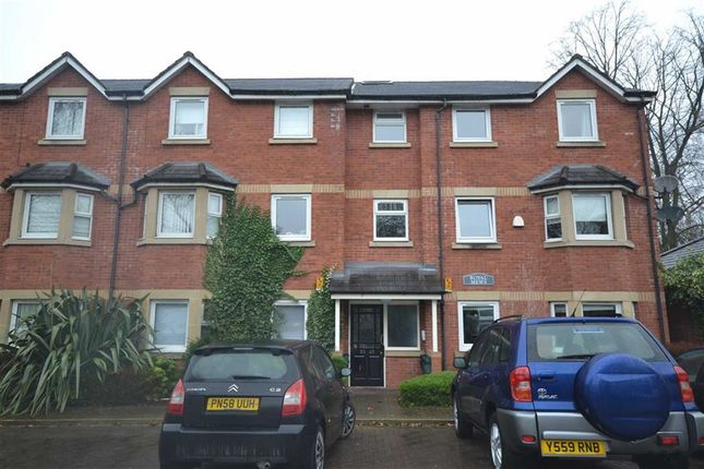 Thumbnail Flat to rent in The Parklands, Radcliffe, Manchester