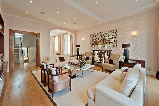 Thumbnail Semi-detached house to rent in Queensberry Place, South Kensington, London