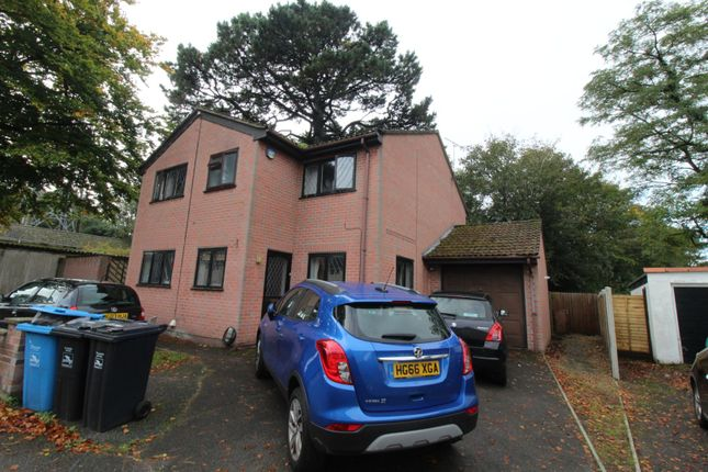 Detached house for sale in Ashley Road, Poole