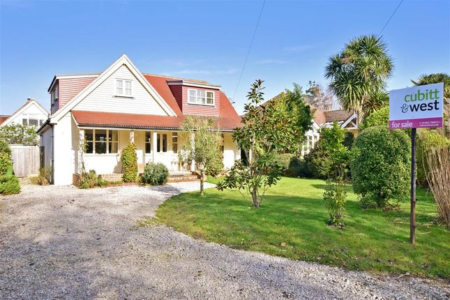 Thumbnail Detached house for sale in Little Paddocks, Ferring, Worthing, West Sussex