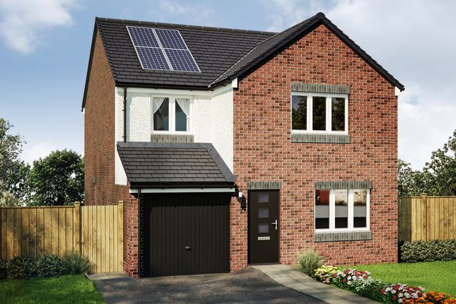 """4 bed detached house for sale in """"The Leith"""" at Gillburn Road, Dundee DD3"""