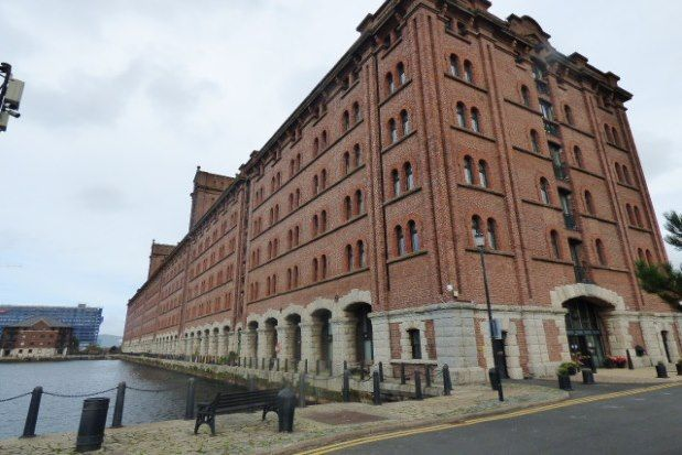 Thumbnail Flat to rent in Waterloo Warehouse, Liverpool