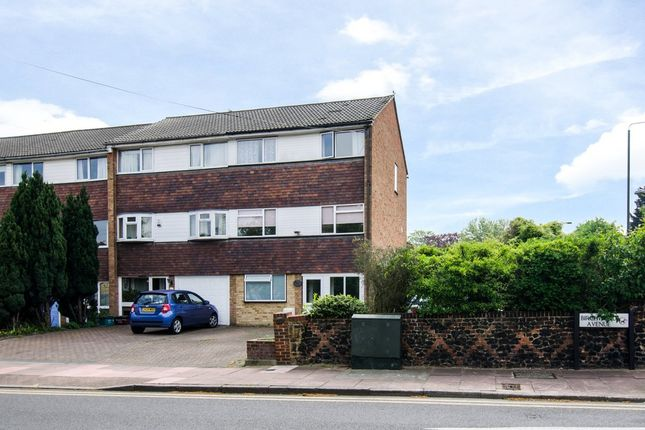 Thumbnail Terraced house for sale in Birchwood Avenue, Sidcup