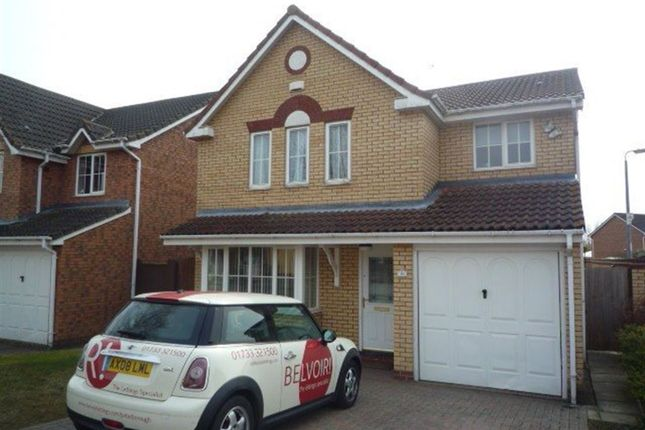 Thumbnail Property to rent in Belton Road, Park Farm, Peterborough