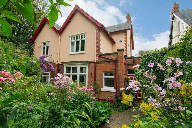 Thumbnail Detached house for sale in Private Road, Mapperley Park, Nottingham