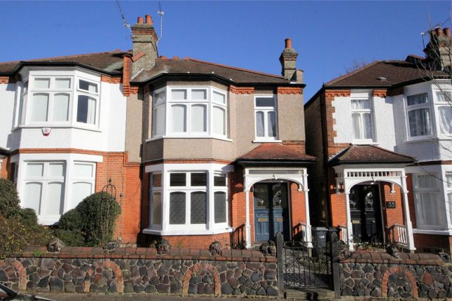 Thumbnail Flat to rent in Arlow Road, Winchmore Hill, London