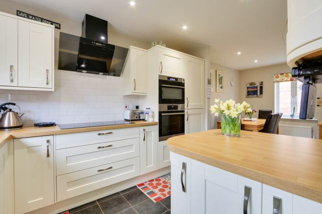 Thumbnail Detached house for sale in Post Coach Way, Cranbrook, Exeter