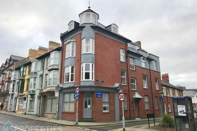Thumbnail Flat to rent in Studio 9, 9 Northgate Street, Aberystwyth