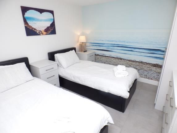 Study of Bay View Apartments, Beach Road, Benllech, Anglesey LL74