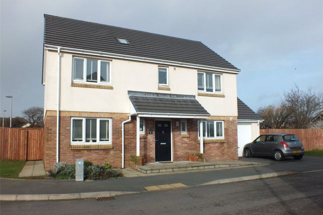 Thumbnail Detached house for sale in Myrtle Meadows, Steynton, Milford Haven