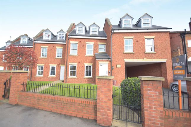 Thumbnail Flat for sale in Crucible House, Birmingham Road, Stratford Upon Avon