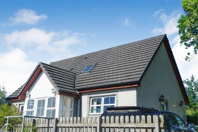 Thumbnail Detached house for sale in Dornoch Road, Bonar Bridge, Ardgay, Highland
