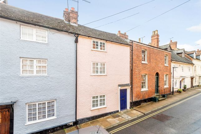 Thumbnail Terraced house for sale in Bell Lane, Ludlow, Shropshire