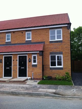 Thumbnail Semi-detached house to rent in Lower Meadow Lane, Sutton In Ashfield