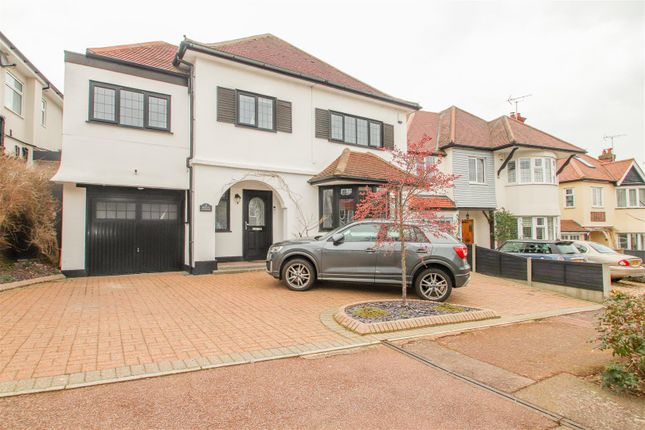 Detached house for sale in Mount Avenue, Westcliff-On-Sea