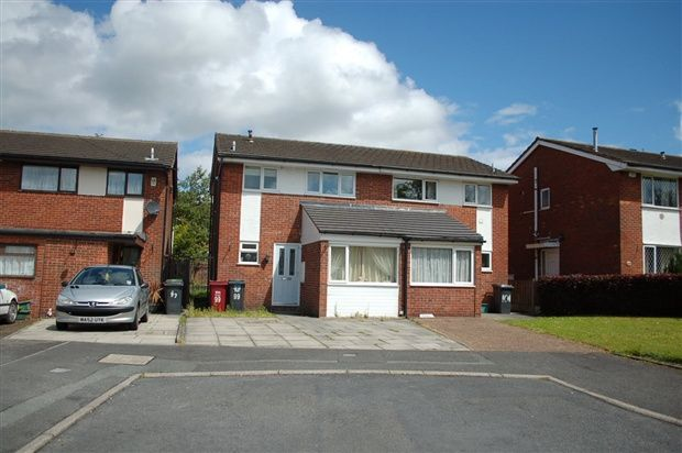 Thumbnail Property to rent in Green Meadows, Westhoughton, Bolton