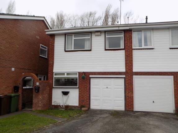 Semi-detached house in  Eileen Gardens  Tile Cross  Birmingham  .  Birmingham