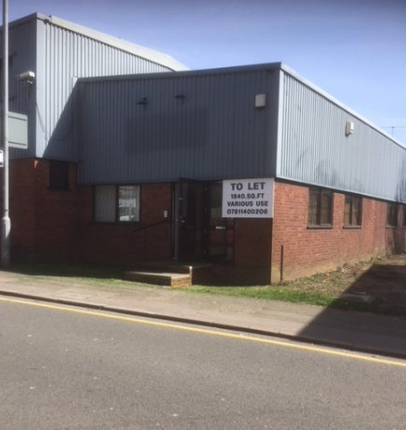 Thumbnail Light industrial to let in Hitchin Road, Luton