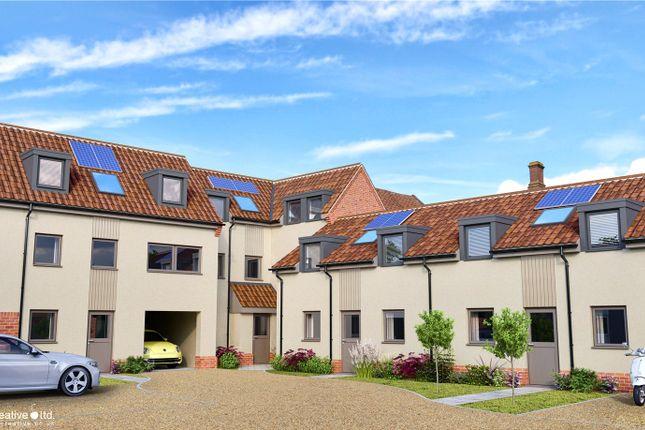 Terraced house for sale in Fairland Terrace, Wymondham NR18