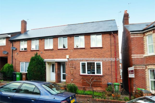 3 bed semi-detached house for sale in Manston Road, Exeter, Devon
