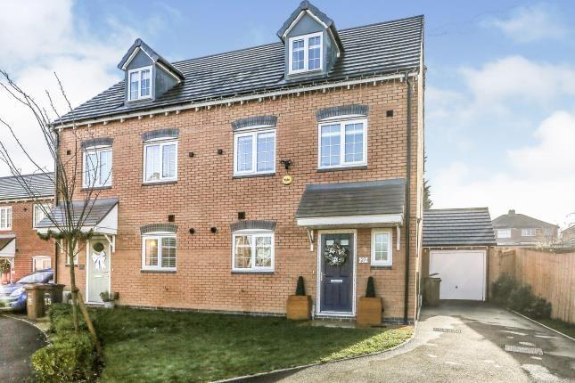 Front of Swan Drive, Kingshurst, Birmingham, West Midlands B37