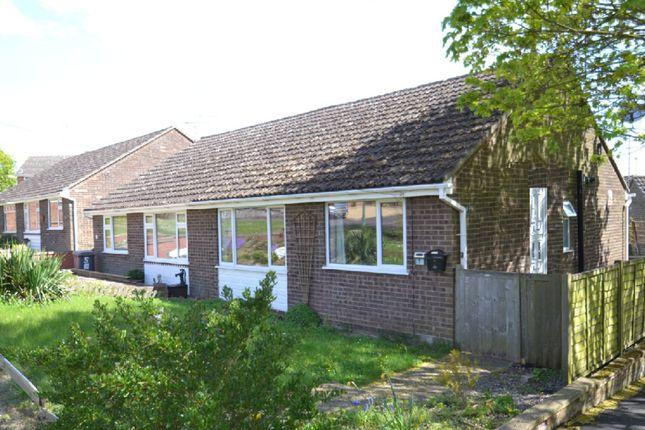 Thumbnail Semi-detached bungalow for sale in Glanfield Walk, Bury St. Edmunds