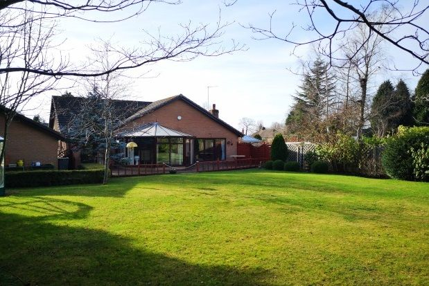 Thumbnail Detached bungalow to rent in Anglesey Waters, Poynton