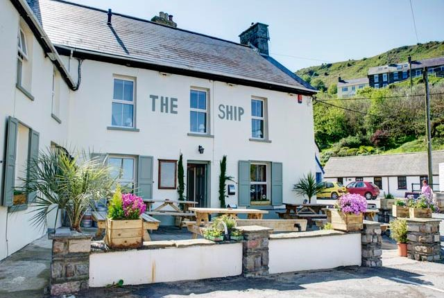 Thumbnail Pub/bar to let in Llangrannog, Llandysul