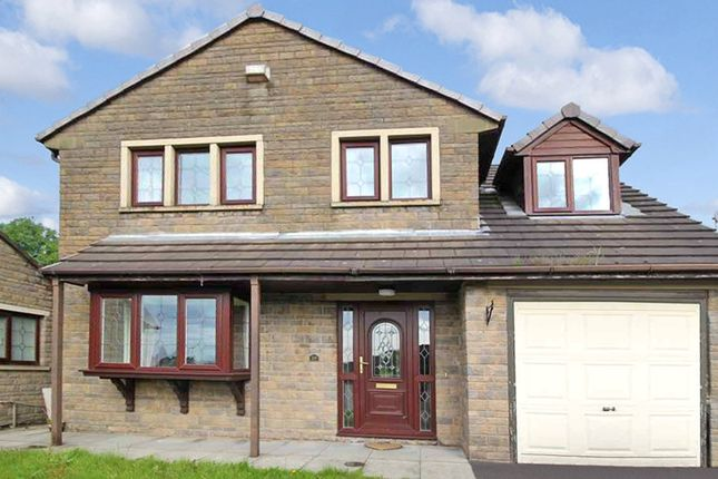 Thumbnail Detached house for sale in Chapelway Gardens, Oldham, Greater Manchester