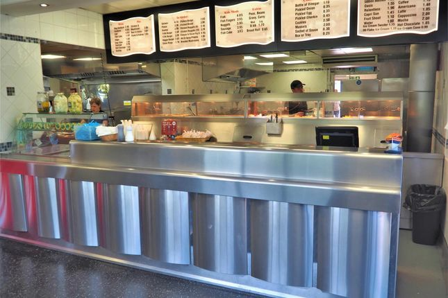 Thumbnail Leisure/hospitality for sale in Fish & Chips NG22, Ollerton, Nottinghamshire
