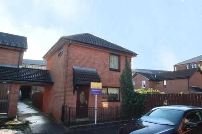 Detached house for sale in Elderpark Gardens, Glasgow, Lanarkshire