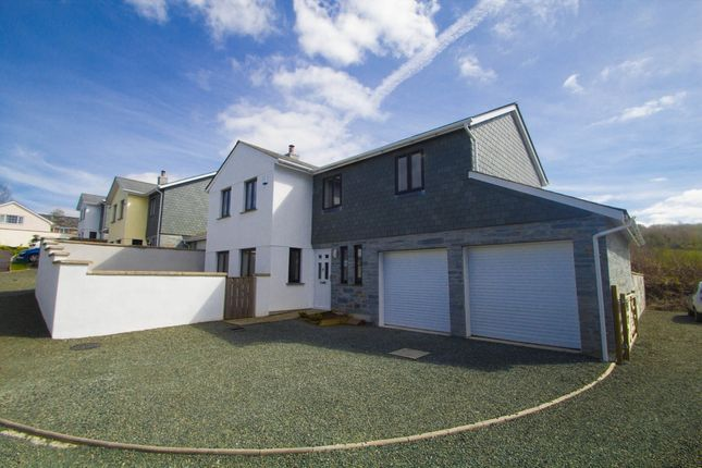 Thumbnail Detached house for sale in Philpott Lane, Tavistock