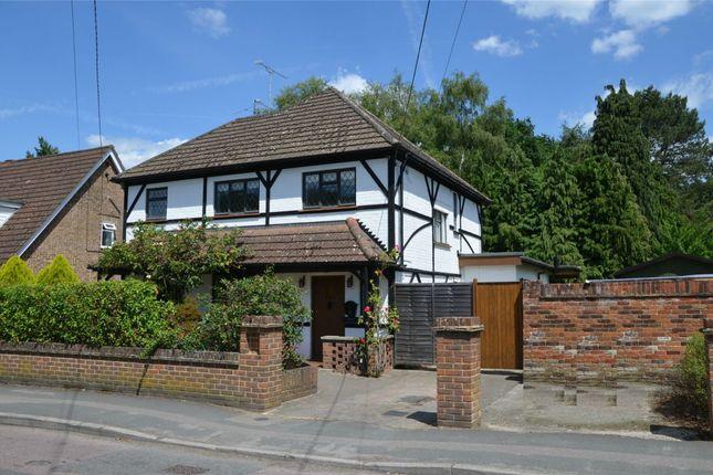 Thumbnail Detached house for sale in Salisbury Grove, Mytchett, Camberley, Surrey
