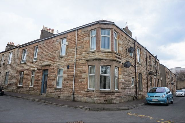 Thumbnail Flat to rent in 2 Galloway Place, Saltcoats