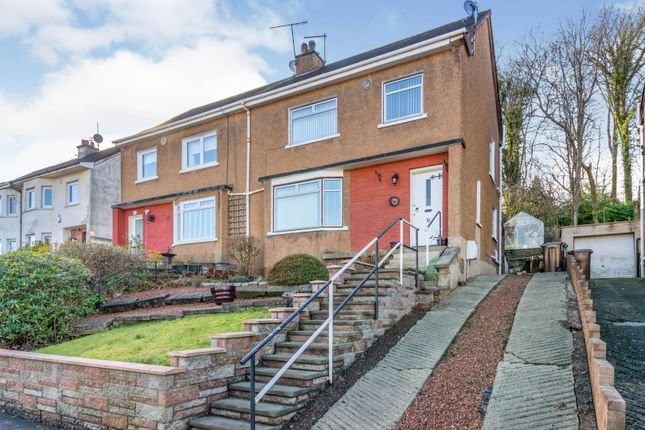 3 bed semi-detached house for sale in Corsebar Drive, Paisley PA2
