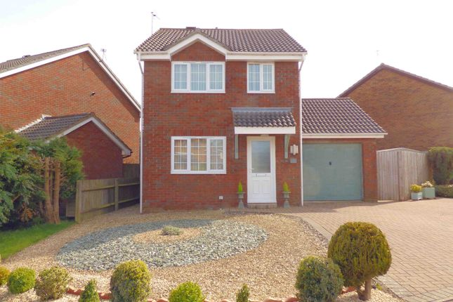 Thumbnail Detached house for sale in The Oak Field, Cinderford