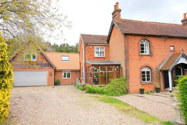 Thumbnail Semi-detached house for sale in Boxhouse Lane, Dedham