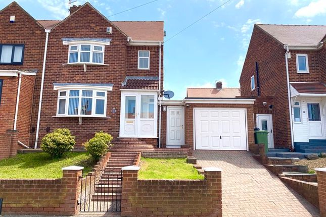 2 bed semi-detached house for sale in Rosemount, South Hylton, Sunderland SR4