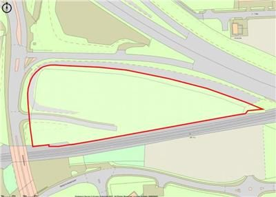 Thumbnail Land for sale in Atlas, Land Off Queensway, Widnes