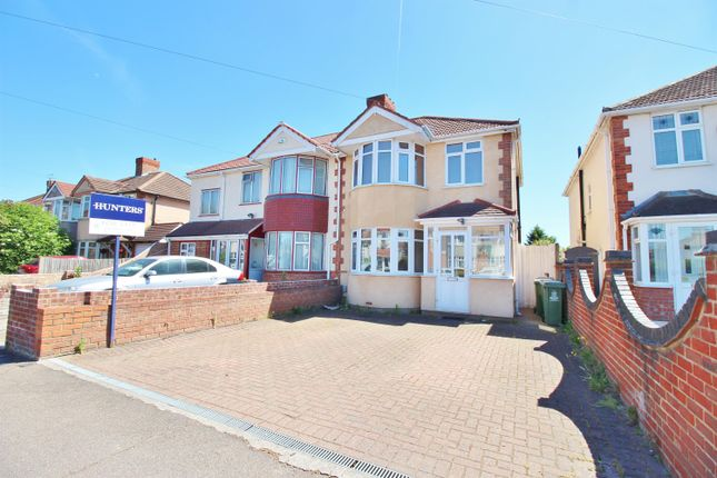 Thumbnail Semi-detached house for sale in Parsonage Manor Way, Belvedere, Kent