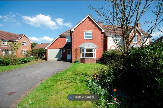Thumbnail Detached house to rent in Wolverton Close, Chippenham