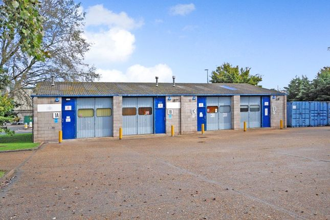 Thumbnail Light industrial to let in Brunel Way, Minehead