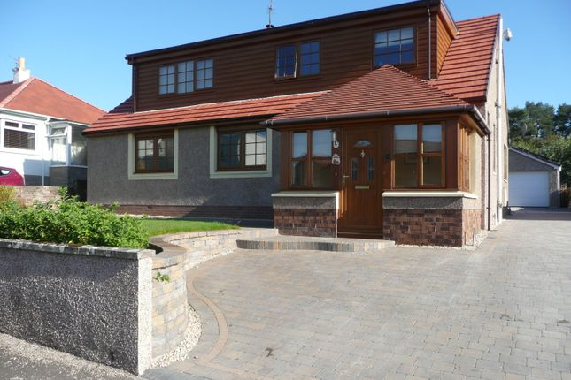 Thumbnail Detached house for sale in Bowling Green Road, Cupar