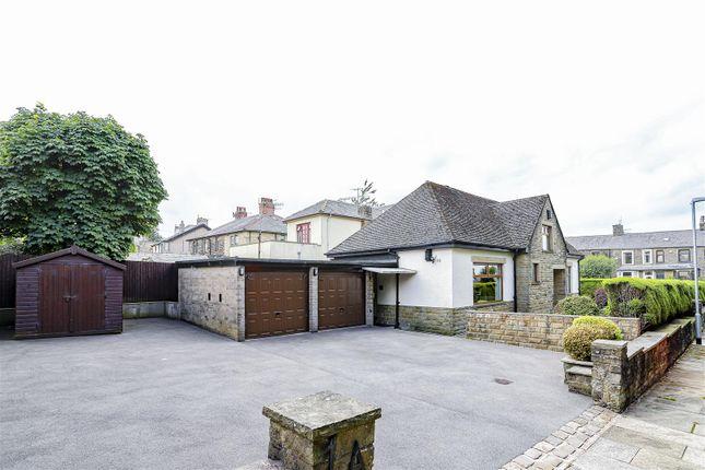 Thumbnail Detached bungalow for sale in Raeburn Avenue, Burnley