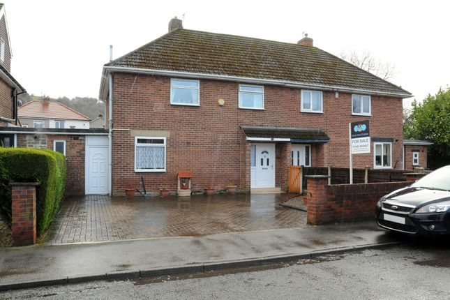 Thumbnail Semi-detached house for sale in Prestwick Close Otley, Otley