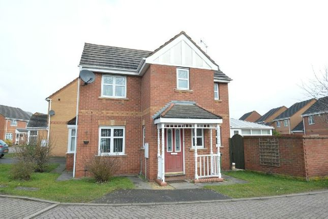 Thumbnail Detached house for sale in Gavin Close, Thorpe Astley, Leicester