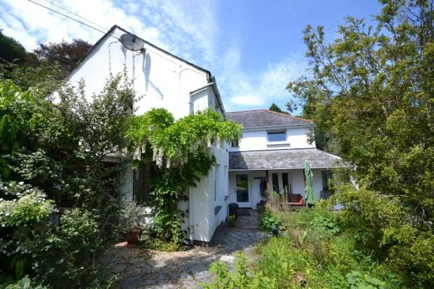 Thumbnail Detached house for sale in Coombe, Harrowbarrow, Callington, Cornwall
