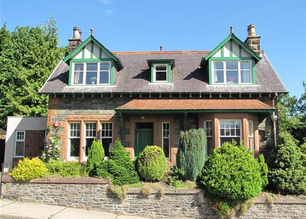 Thumbnail Detached house to rent in Tarndale, Dean Street, Galashiels