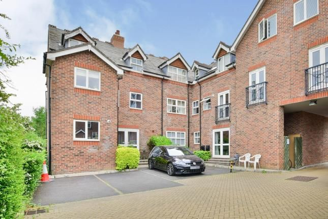 2 bed flat for sale in Arderne Place, Alderley Edge, Cheshire, Uk SK9